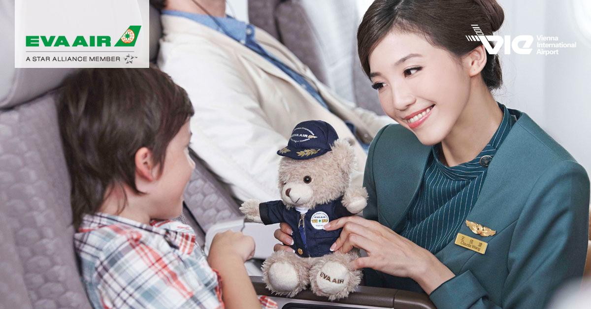Prečo sa oplatí lietať s EVA Air v Elite Class