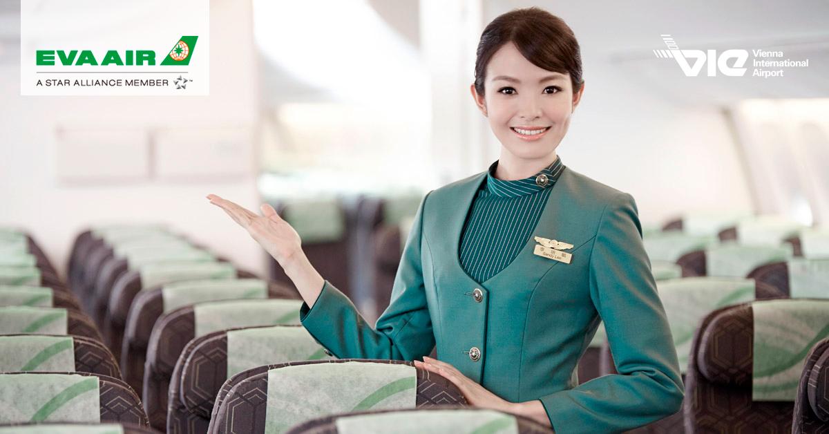 Zoznámte sa s EVA Air!