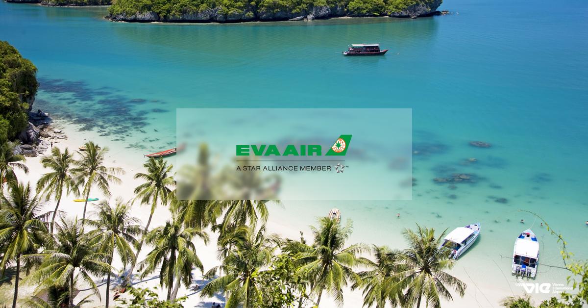 Prémiová dovolenka na Koh Samui s EVA Air